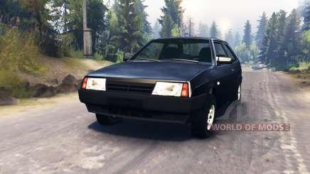 VAZ-2108 für Spin Tires