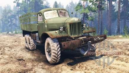 ZIL-157 v2.0 für Spin Tires