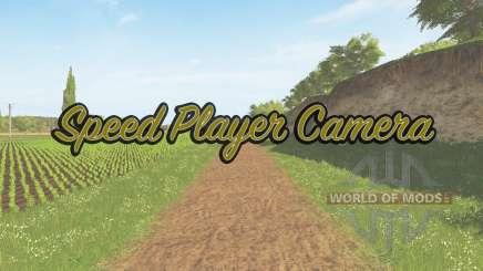 Geschwindigkeit ändern-walking-Geschwindigkeit v1.1 für Farming Simulator 2017