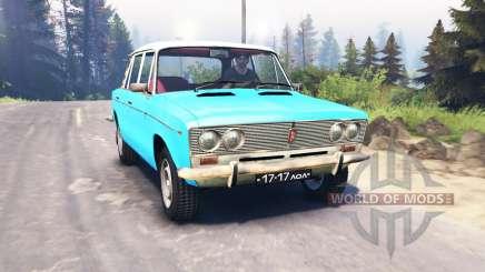 VAZ-2103 v5.0 pour Spin Tires