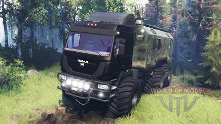 Le Yamal-6 v5.0 pour Spin Tires