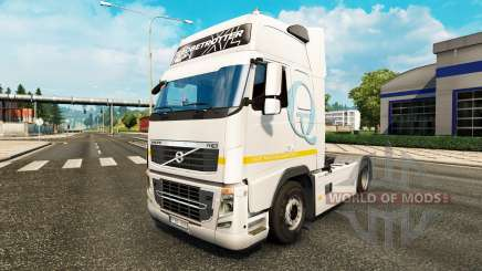 Haut, die Q-Meieriet für Volvo-LKW für Euro Truck Simulator 2