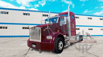 Kenworth T800 2016 v0.5.1 pour American Truck Simulator