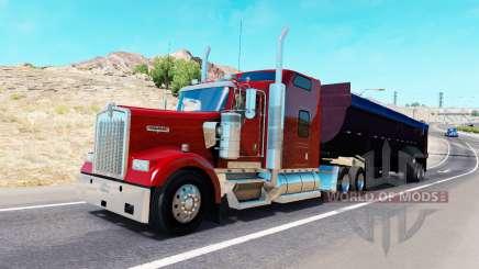 L'accroissement de la vitesse du trafic de fret pour American Truck Simulator