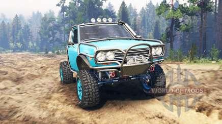 Datsun 510 Truggy BC für Spin Tires