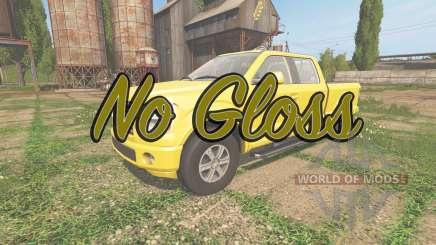 Fehlende Glanz für Farming Simulator 2017