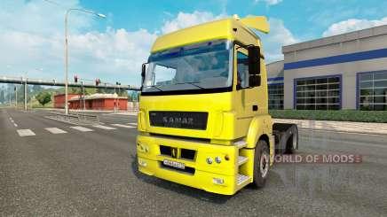 KamAZ-5490 pour Euro Truck Simulator 2
