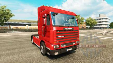 Scania 143M 500 pour Euro Truck Simulator 2
