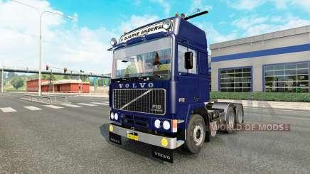 Volvo F10 für Euro Truck Simulator 2