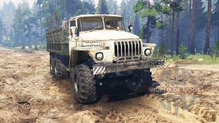 Ural-4320-01 pour Spin Tires