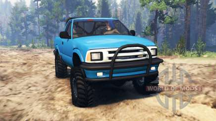 Chevrolet S-10 1994 pour Spin Tires