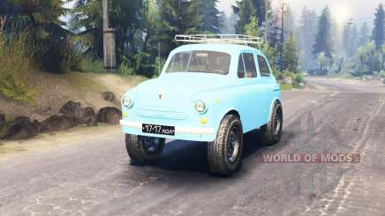 ZAZ-965 Zaporozhets pour Spin Tires