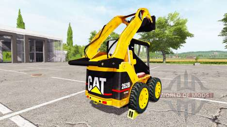 Caterpillar 262B für Farming Simulator 2017