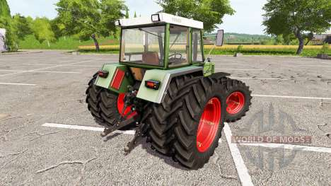 Fendt Farmer 310 LSA Turbomatik für Farming Simulator 2017