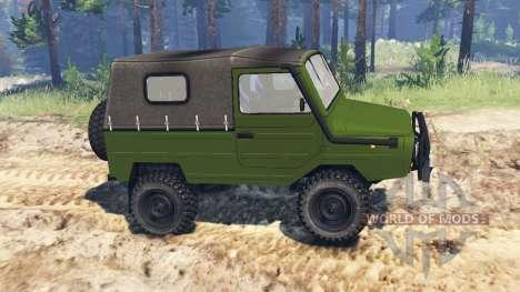 LuAZ-969М pour Spin Tires