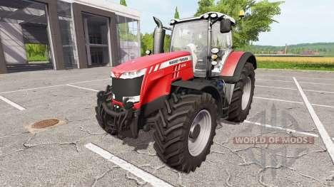 Massey Ferguson 8732 für Farming Simulator 2017