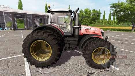 Massey Ferguson 8727 v1.1 für Farming Simulator 2017