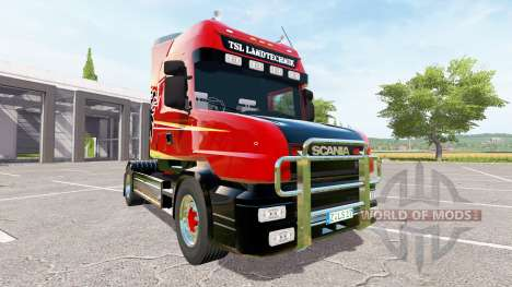 Scania T164 two-axle für Farming Simulator 2017
