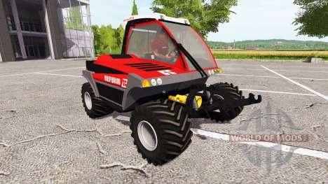 Reform Metrac G5 X v0.7 für Farming Simulator 2017