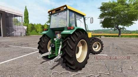 Buhrer 6135A für Farming Simulator 2017