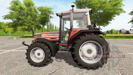 SAME Explorer 90 v1.1 pour Farming Simulator 2017