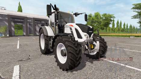 Fendt 735 Vario pour Farming Simulator 2017