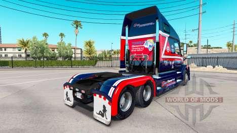 La peau des Transporteurs de Fret de tracteur ro pour American Truck Simulator