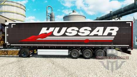 Husaren-Haut für Anhänger für Euro Truck Simulator 2