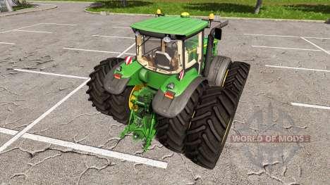 John Deere 8130 v2.0 für Farming Simulator 2017