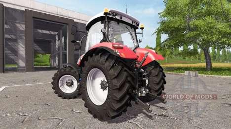 Steyr Profi 4110 für Farming Simulator 2017