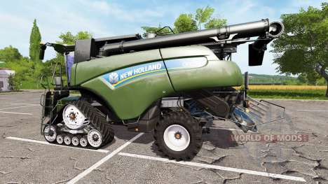 New Holland CR10.90 multicolor v1.1 pour Farming Simulator 2017