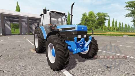 Ford 8340 pour Farming Simulator 2017