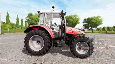 Massey Ferguson 5610 für Farming Simulator 2017