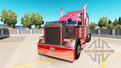 Peterbilt 379 1999 custom für American Truck Simulator