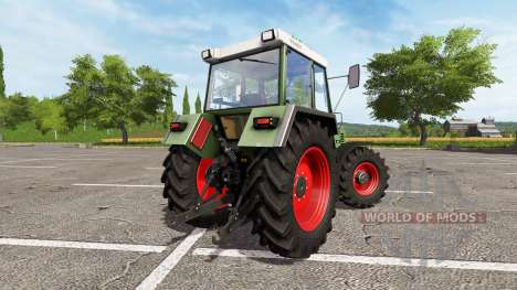 Fendt Farmer 312 LSA Turbomatik pour Farming Simulator 2017