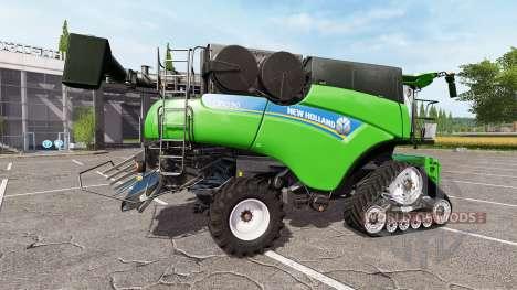 New Holland CR10.90 multicolor für Farming Simulator 2017