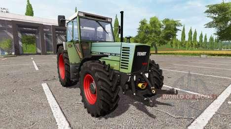 Fendt Farmer 312 LSA Turbomatik pour Farming Simulator 2017