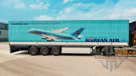 Haut Korean Air, Trailer für Euro Truck Simulator 2