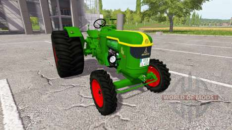 Deutz D40 für Farming Simulator 2017