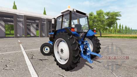 Ford 6640 pour Farming Simulator 2017