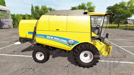 New Holland TC5.90 [pack] pour Farming Simulator 2017
