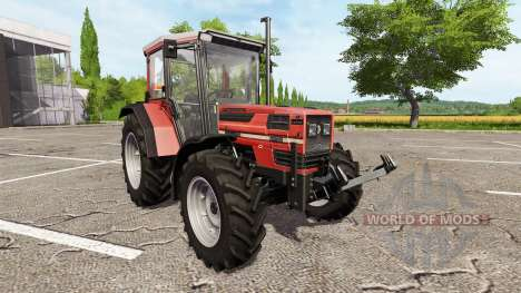 SAME Explorer 90 v1.1 für Farming Simulator 2017