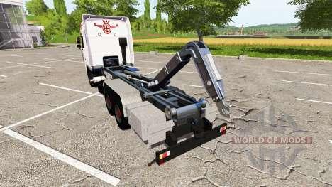 DAF XF container truck für Farming Simulator 2017