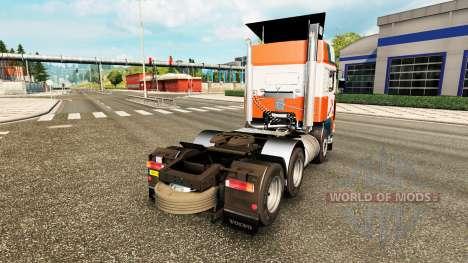 Volvo F10 Lommerts für Euro Truck Simulator 2