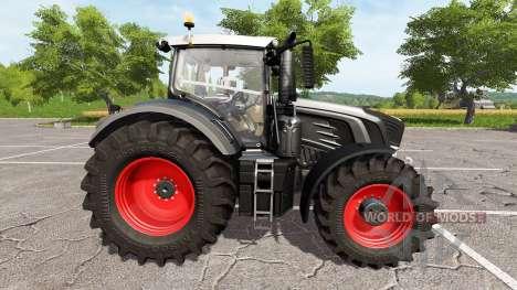Fendt 948 Vario black edition v1.4 für Farming Simulator 2017