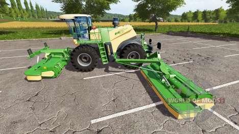 Krone BiG X 500 v2.2 für Farming Simulator 2017