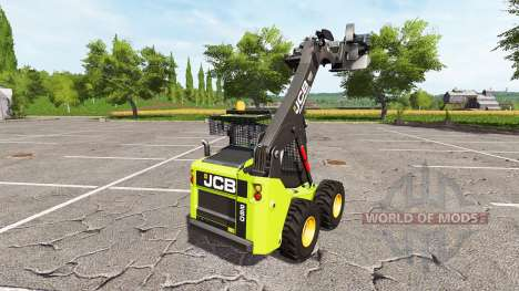 JCB 260 multicolor pour Farming Simulator 2017