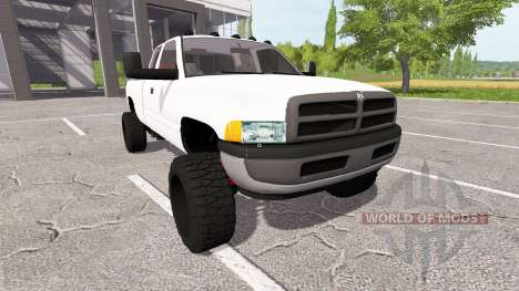 Dodge Ram 2500 pour Farming Simulator 2017