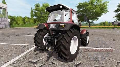 Lindner Lintrac 90 v1.2 pour Farming Simulator 2017