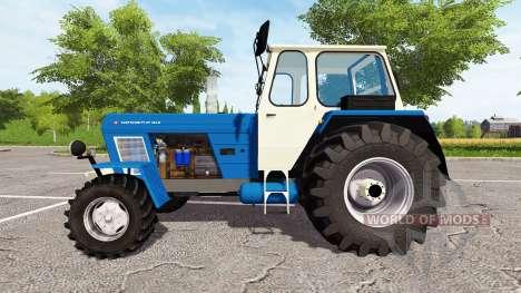 Fortschritt Zt 303-D für Farming Simulator 2017
